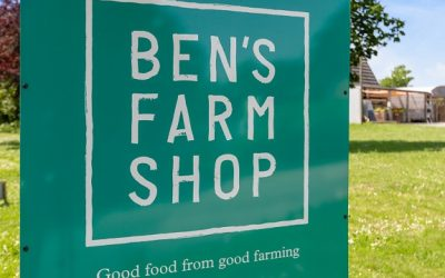How Ben's Farm Shop went local to save thousands with solar