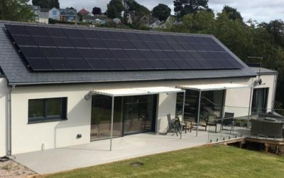 How we helped a Devon home double its Solar PV