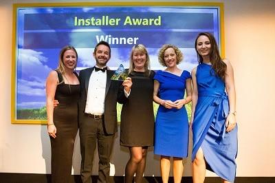 Mole Energy - British Renewable Energy Awards