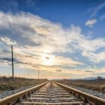 Is solar power the future of rail travel?