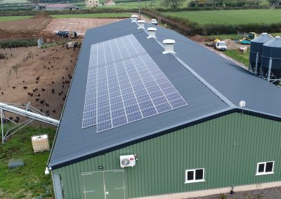 49kW on a chicken farm near Wells